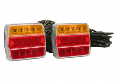 Stones Corner Marine Axis Trailer Lights